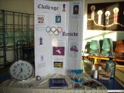 Challenge stall
