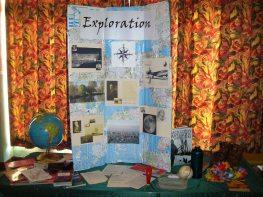 Exploration challenge