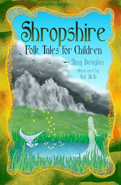 shropshire folk tales for children book cover