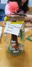 The Enchanted wood jar
