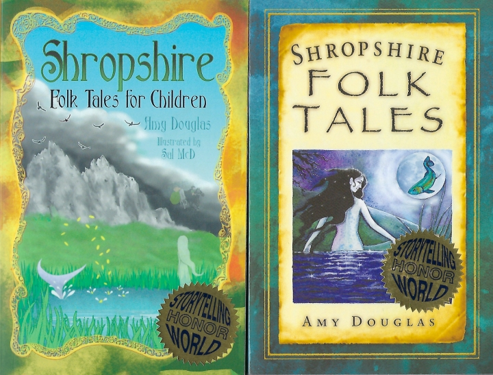 Amy Douglas Folk Tale Books 1